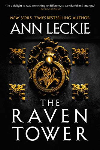 Books on Sale: The Raven Tower by Ann Leckie & More