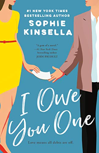 Books on Sale: I Owe You One by Sophia Kinsella & More