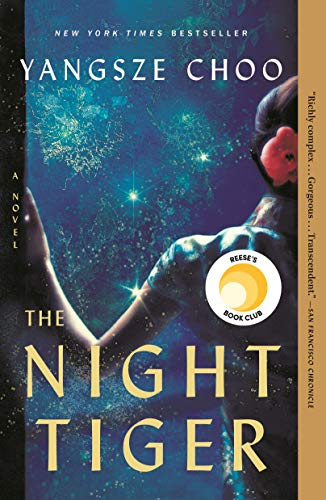 Books on Sale: The Night Tiger by Yangsze Choo & More