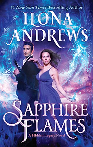 Books on Sale: Sapphire Flames by Ilona Andrews & More