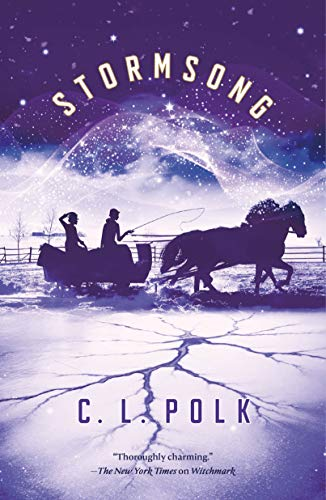 Stormsong by C.L.  Polk