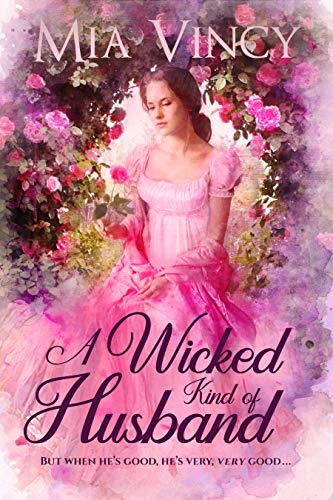 Books on Sale: A Wicked Kind of Husband by Mia Vincy & More