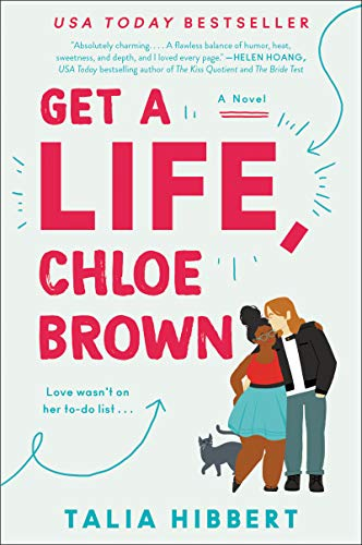 Books on Sale: Get a Life, Chloe Brown by Talia Hibbert & More