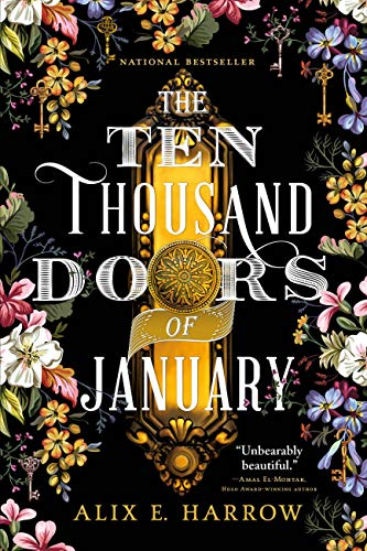 Books on Sale: The Ten Thousand Doors of January by Alix Harrow & More