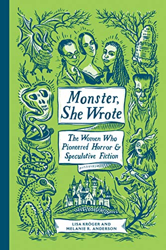 Books on Sale: Monster, She Wrote by Lisa Kroger & More