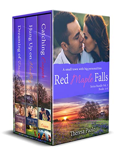 Red Maple Falls Series Bundle: Books 4-6