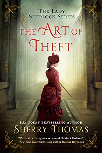Books on Sale: The Art of Theft by Sherry Thomas & More