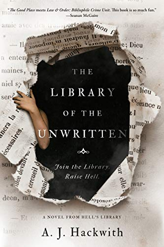 Books on Sale: The Library of the Unwritten by A.J. Hackwith & More