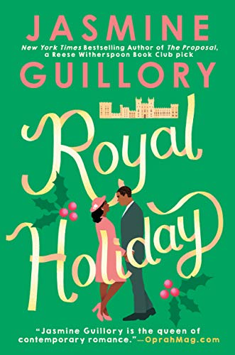 Books on Sale: Royal Holiday by Jasmine Guillory & More