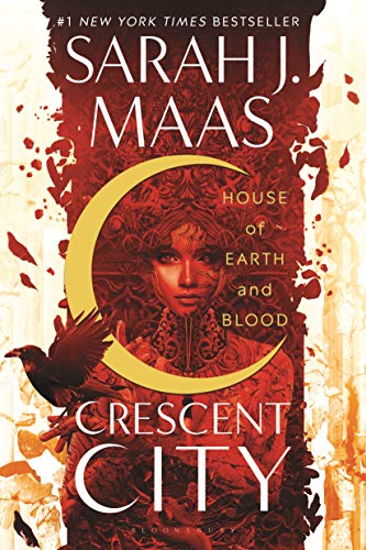 Books on Sale: House of Earth and Blood by Sarah Maas & More