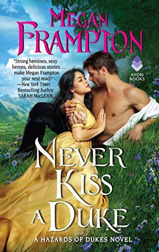 Books on Sale: Never Kiss a Duke by Megan Frampton & More