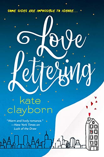 Books on Sale: Love Lettering by Kate Clayborn & More