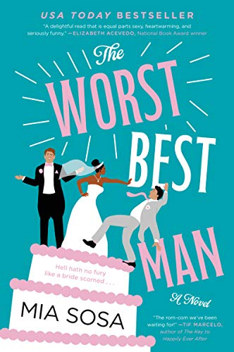 Books on Sale: The Worst Best Man by Mia Sosa & More