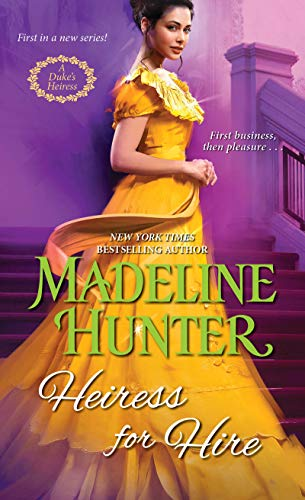 Books on Sale: Heiress for Hire by Madeline Hunter & More