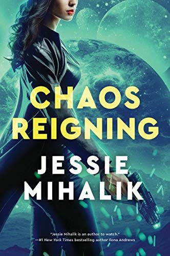 Books on Sale: Chaos Reigning by Jessie Mihalik & More