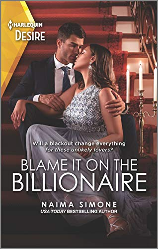Books on Sale: Blame It on the Billionaire by Naima Simone & More