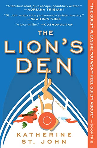 Books on Sale: The Lion's Den by Katherine St. John & More