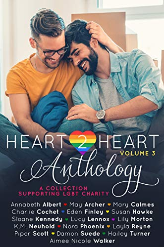 Books on Sale: Heart2Heart: A Charity Anthology (Collection), Volume 3 by Lucy Lennox & More