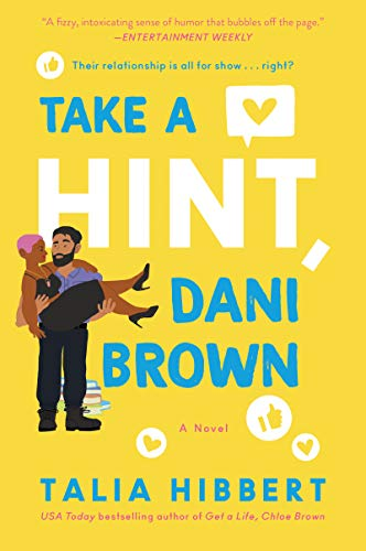 Books on Sale: Take a Hint, Dani Brown by Talia Hibbert & More