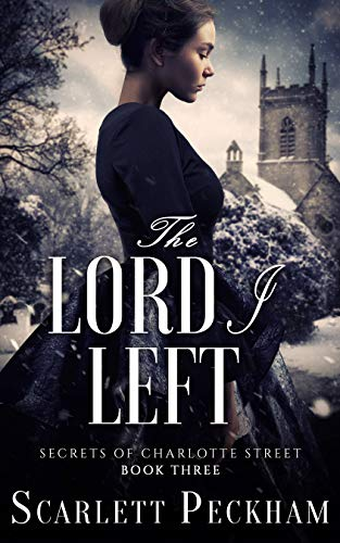 Books on Sale: The Lord I Left by Scarlett Peckham & More