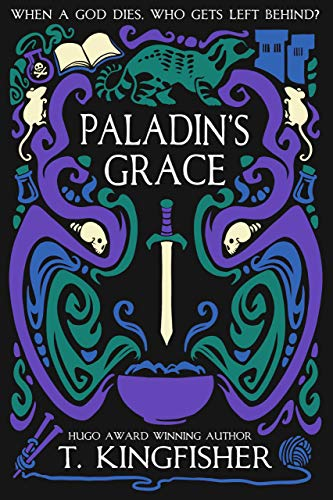 Books on Sale: Paladin's Grace by T. Kingfisher & More