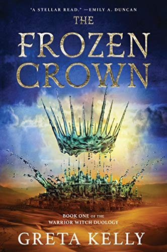 Books on Sale: The Frozen Crown by Greta Kelly & More
