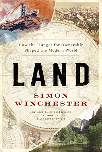 Land by Simon Winchester