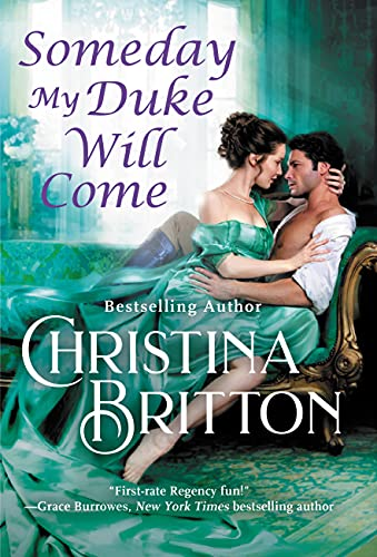 Books on Sale: Someday My Duke Will Come by Christina Britton & More