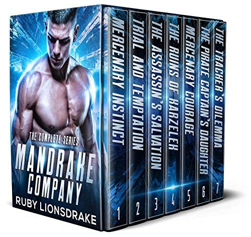 Mandrake Company by Ruby Lionsdrake