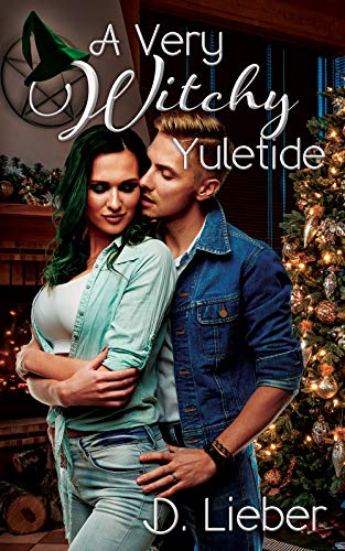 A Very Witchy Yuletide by D. Lieber