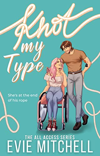 Knot My Type by Evie Mitchell