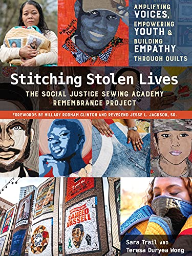 Stitching Stolen Lives by Sara Trail