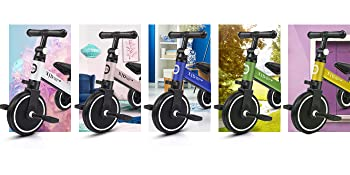 3 in 1 Kids Tricycle