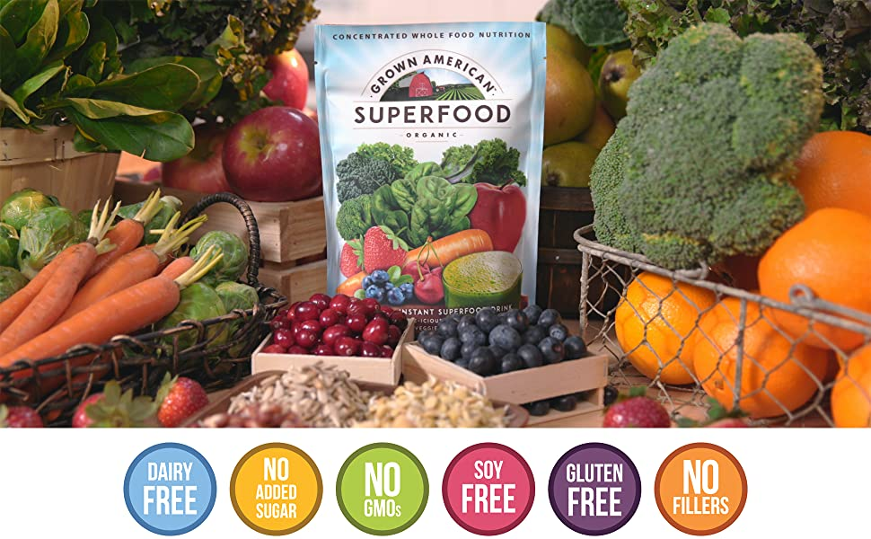 All Superfoods
