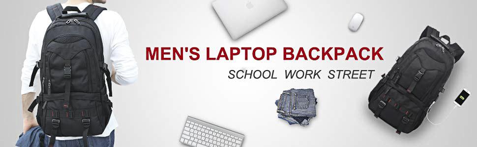 laptop backpack men