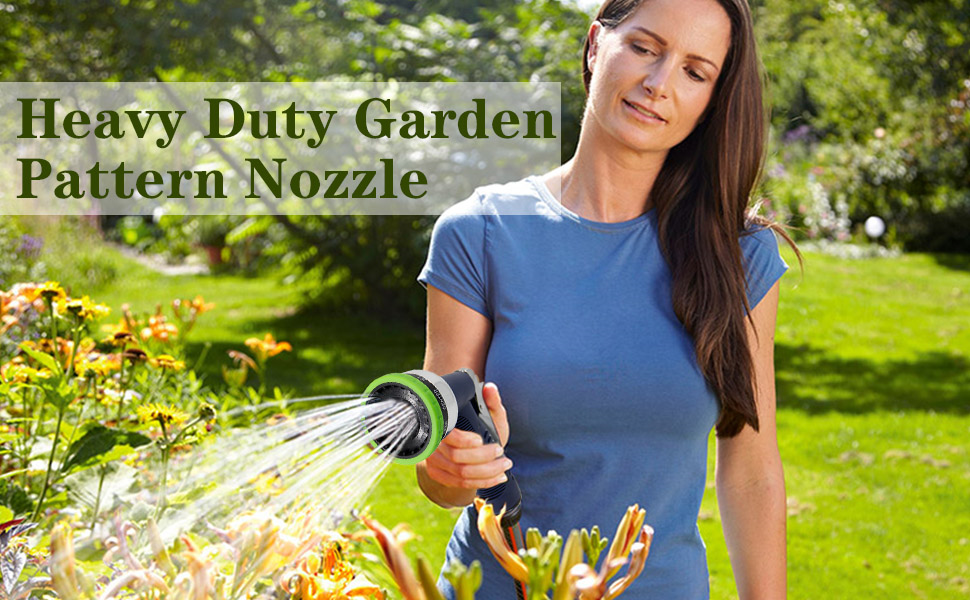 Pattern Nozzle