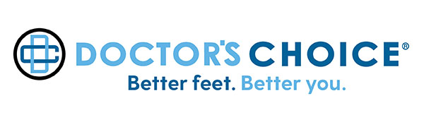 doctors choice mens diabetic socks banner image