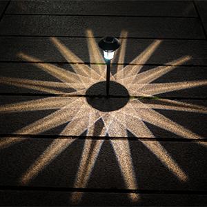 Maggiftt Solar Pathway Lights
