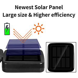Large Solar Capacity
