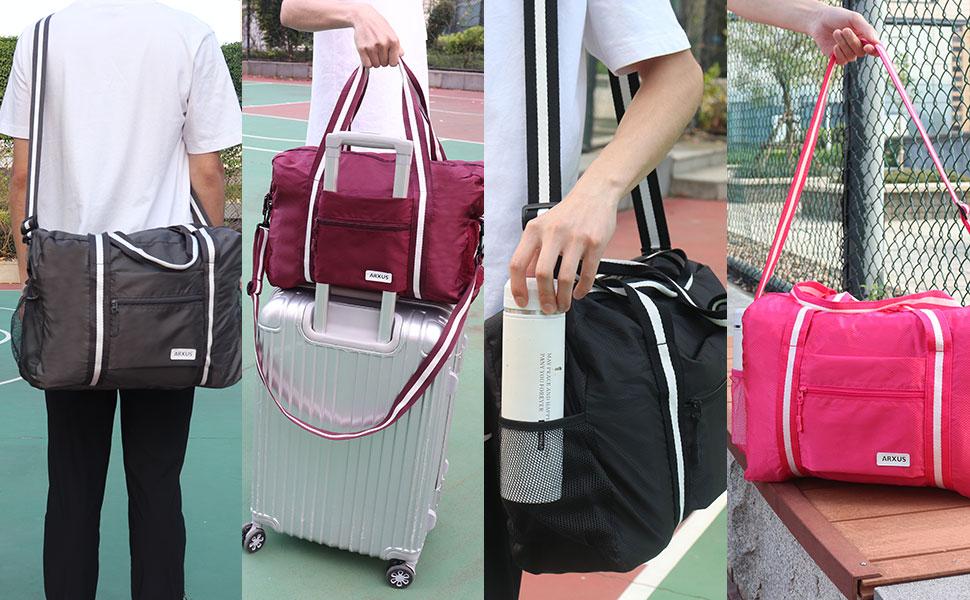 Arxus Travel Bag