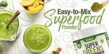 vegetable powder supplement super food super greens powder premium superfood organic greens vitamins
