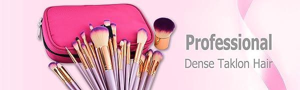 JAF Professional Makeup Brush Set