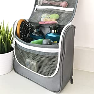 travel accessories bag bathroom bag hygiene bag travel cosmetic organizer polka dot polka-dot