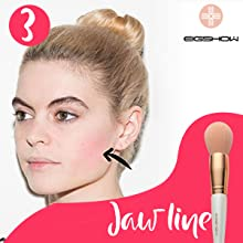 Brushes Premium Makeup Brush Set Synthetic Kabuki Cosmetics Foundation Blending Blush Eyeliner