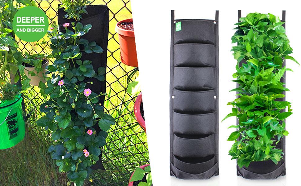 Hanging Vertical Garden Wall Planter