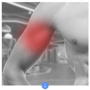 Massage muscles