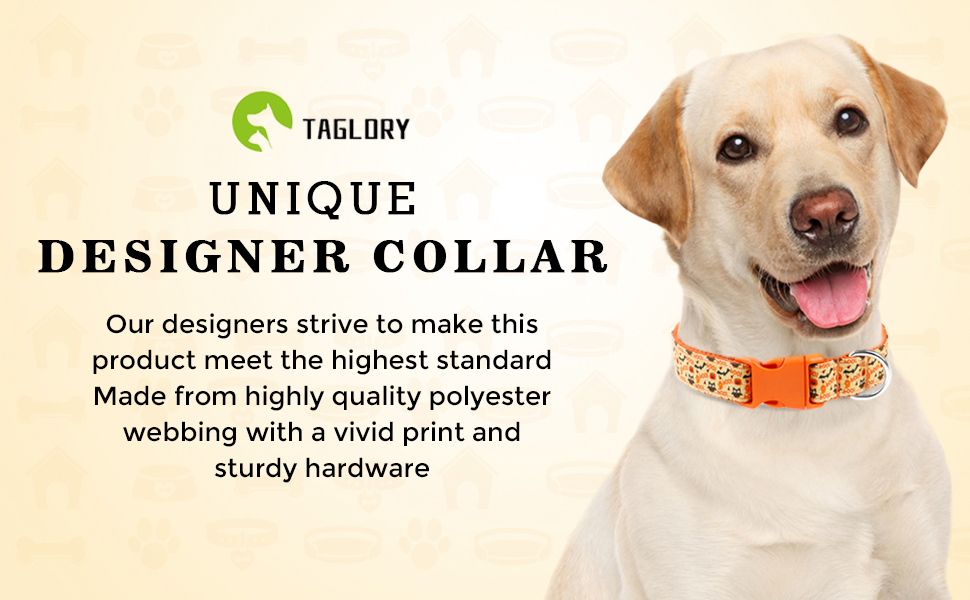halloween dog collar for large dogs