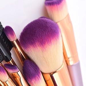 brochas para maquillaje profesional