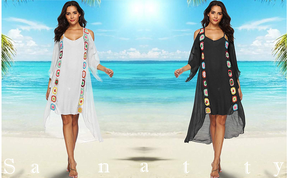 Summer Beach Bikini Cover ups