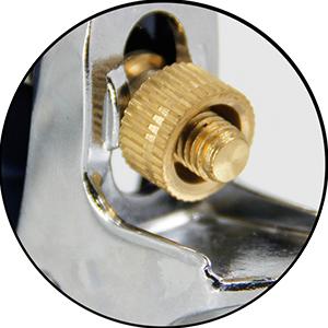2. Brass Nut